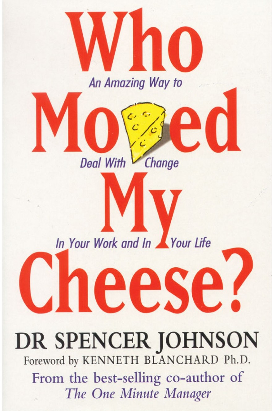 Who Moved My Cheese Pdf Quora