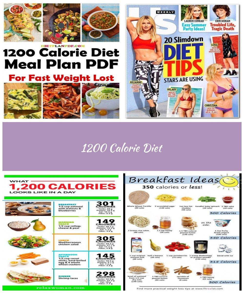 1200 Calorie Meal Plan Pdf