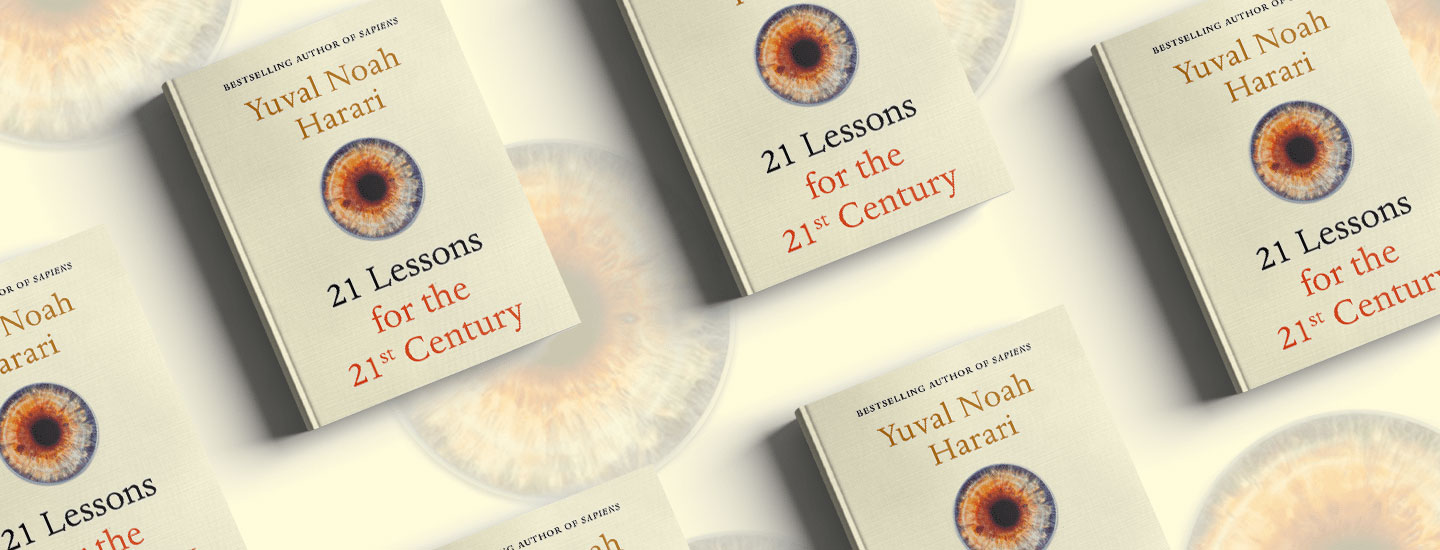 21 Lessons For The 21st Century Pdf Archive