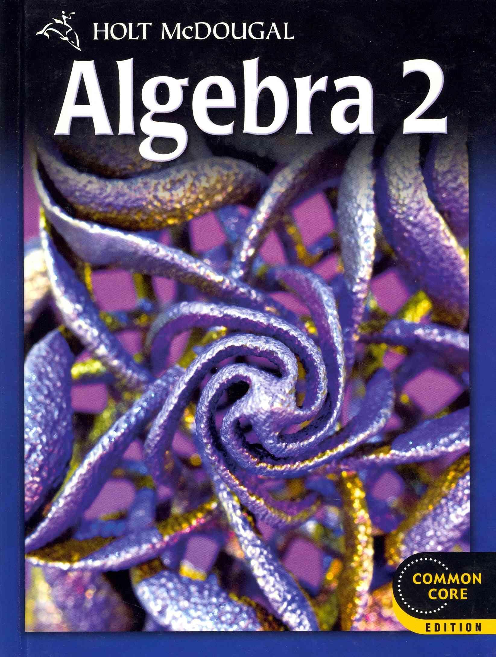 Algebra 2 Common Core Textbook Pdf Answers