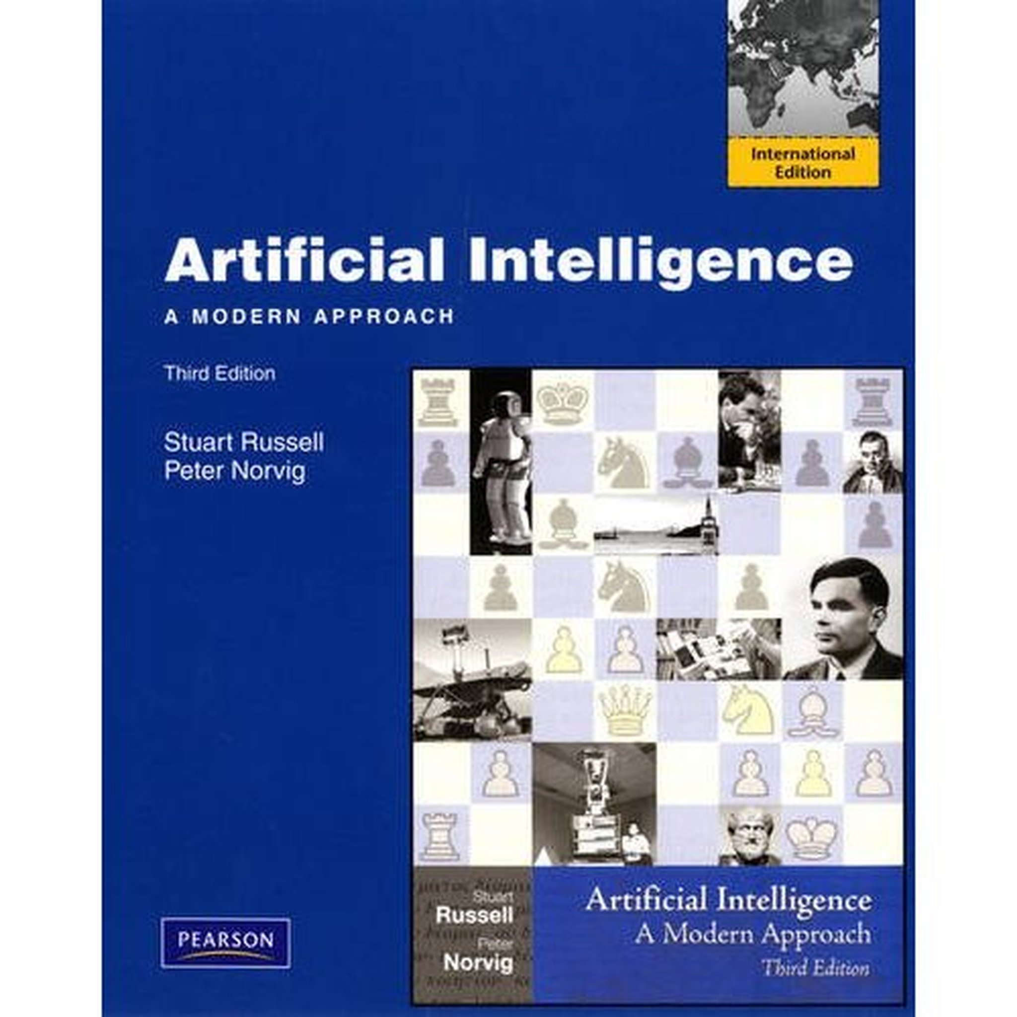 Artificial Intelligence A Modern Approach Pdf 4th