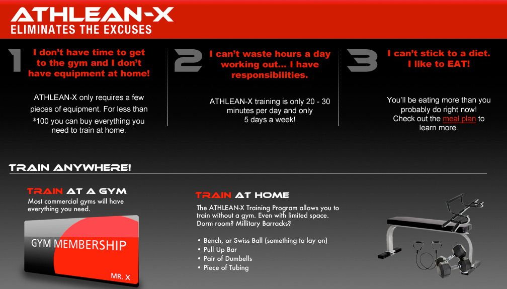 Athlean X Max Size Workout Pdf