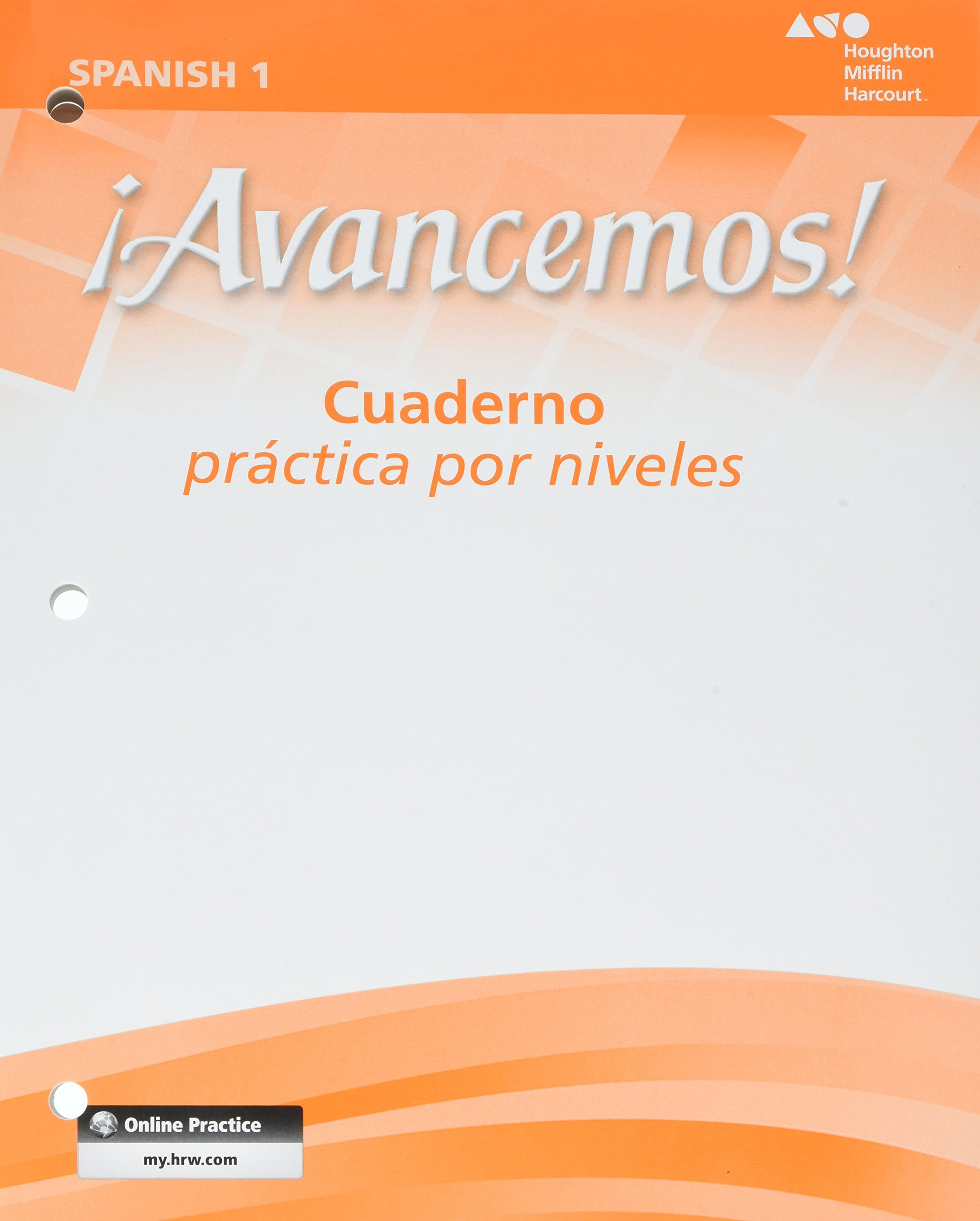 Avancemos Spanish 1 Textbook Pdf