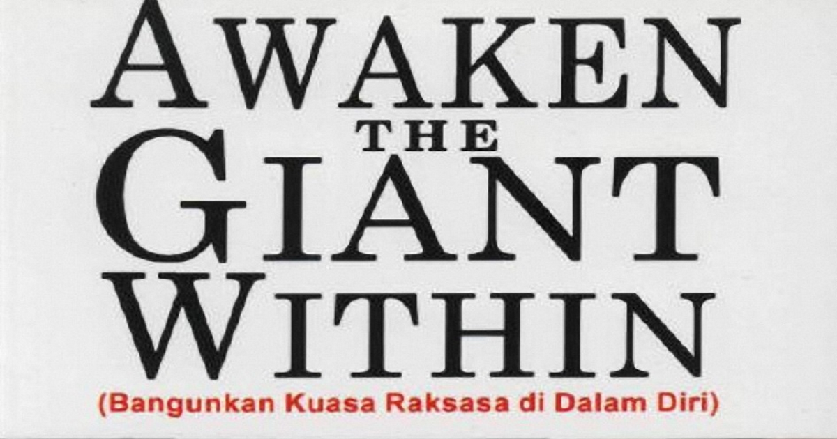 Awaken The Giant Within Pdf Drive