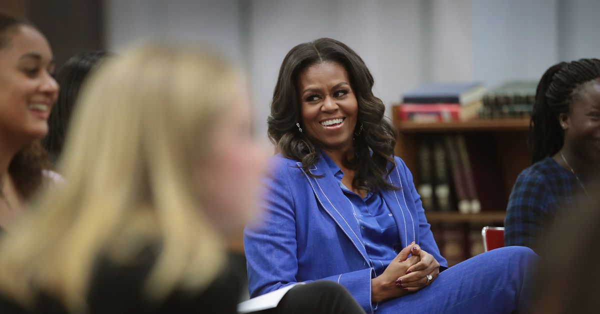 Becoming Michelle Obama Pdf Reddit