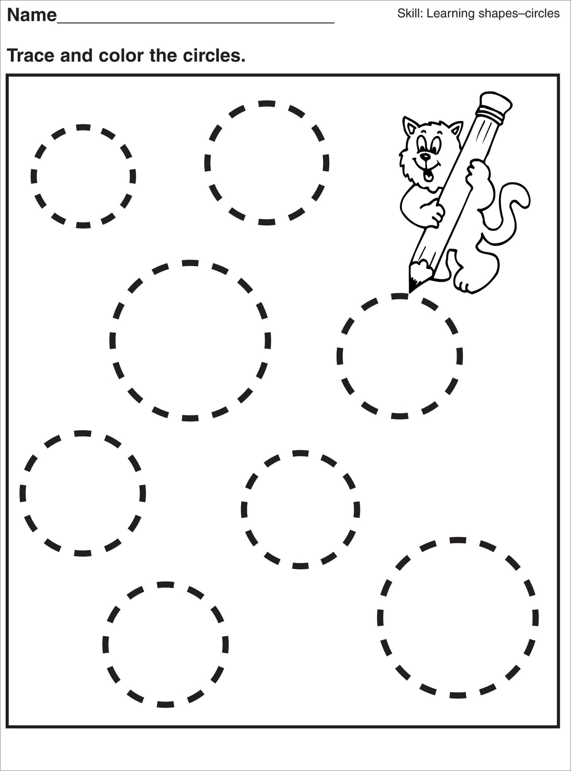 Beginner Kindergarten Math Worksheets Pdf