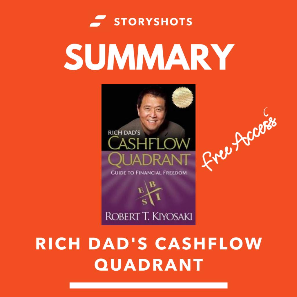 Cashflow Quadrant Summary Pdf