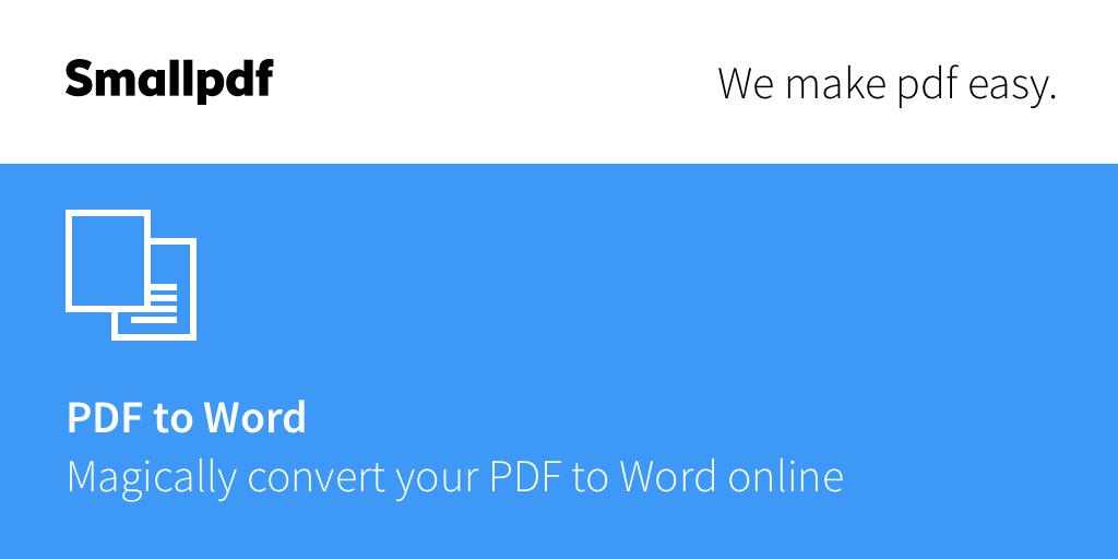 Convertidor De Word A Pdf Gratis En Español