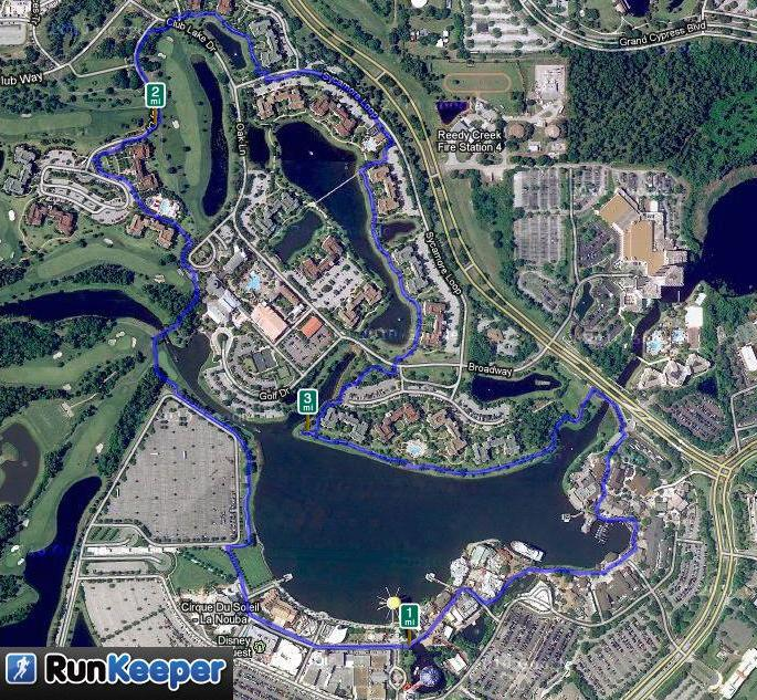Disney Springs Map Pdf