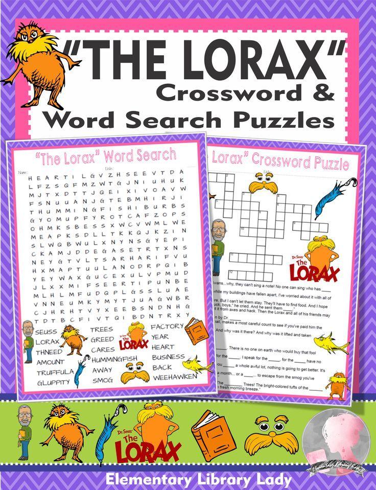 Dr Seuss Books Pdf Lorax