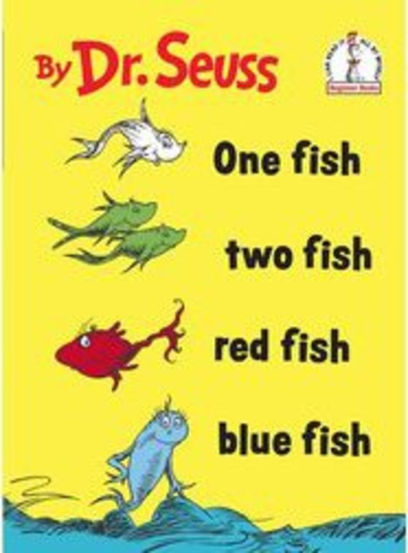 Dr Seuss Books Pdf One Fish Two Fish