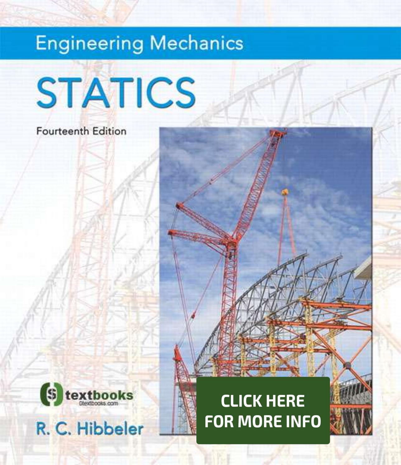 Engineering Mechanics Statics 14th Edition Pdf