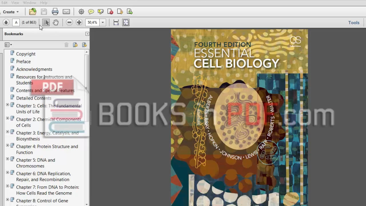 Essential Cell Biology 4th Edition Pdf Free