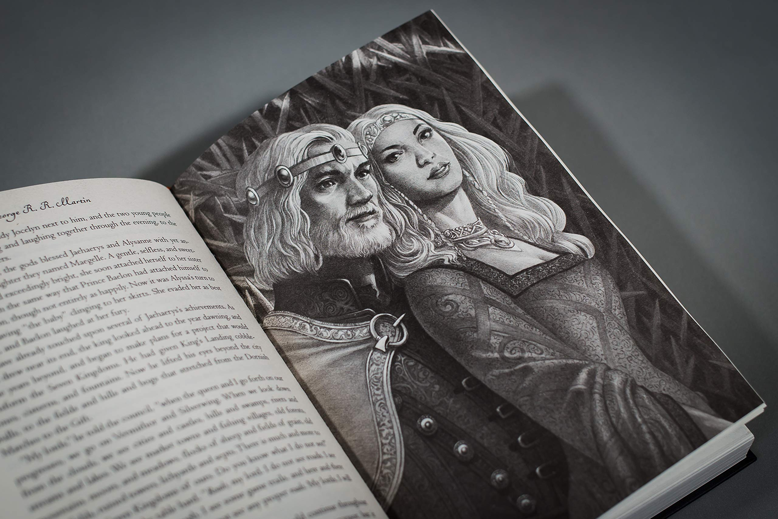 Fire And Blood Illustrations Pdf