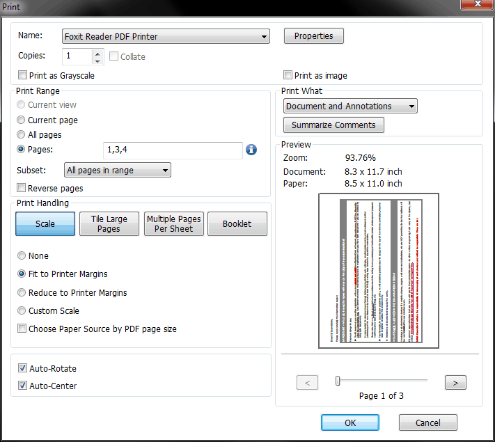 Foxit Pdf Printer Driver