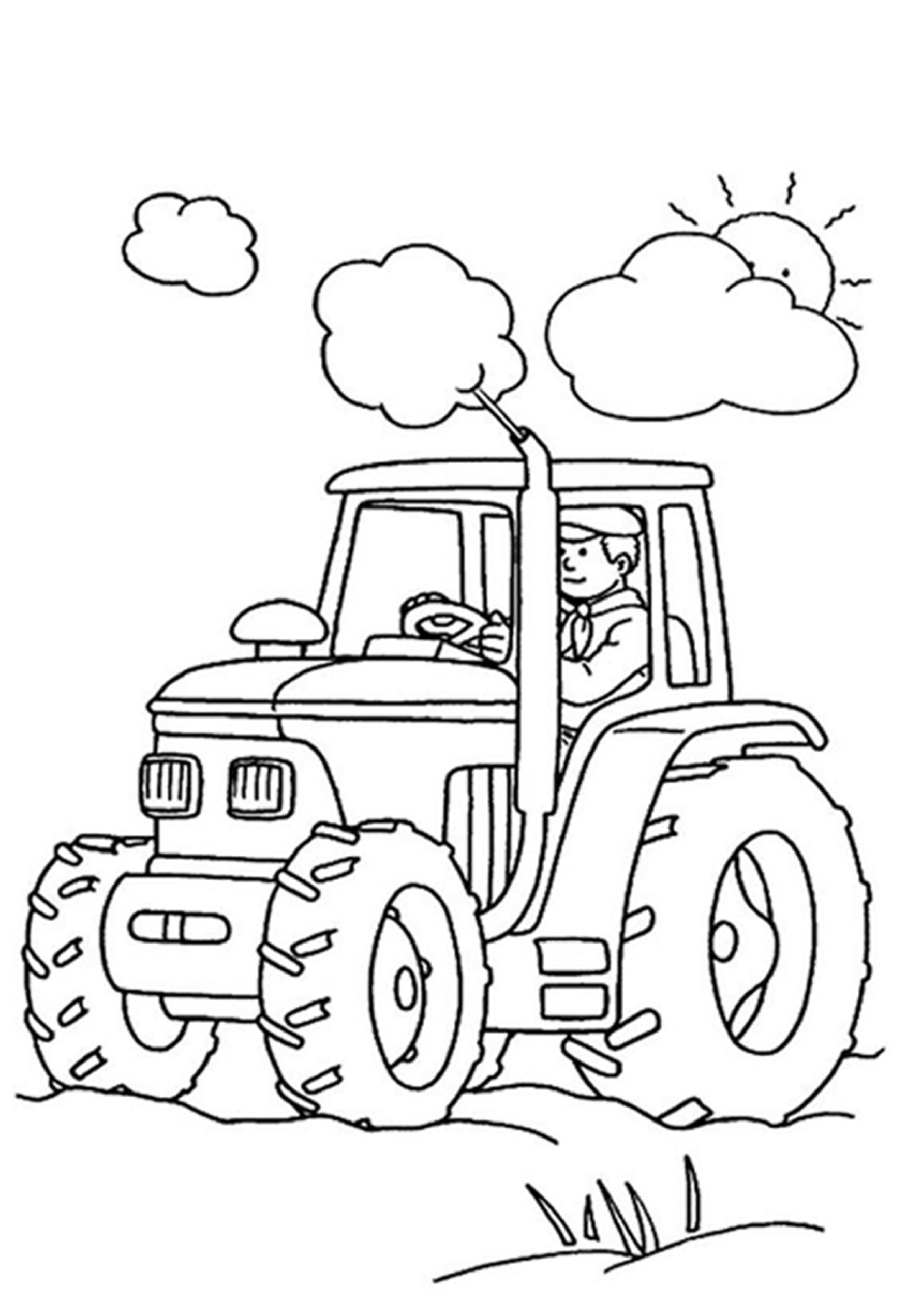 Free Coloring Pages Pdf Format For Toddlers