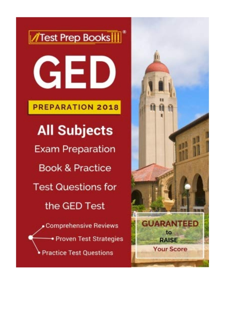 Ged Math Practice Test Pdf 2018