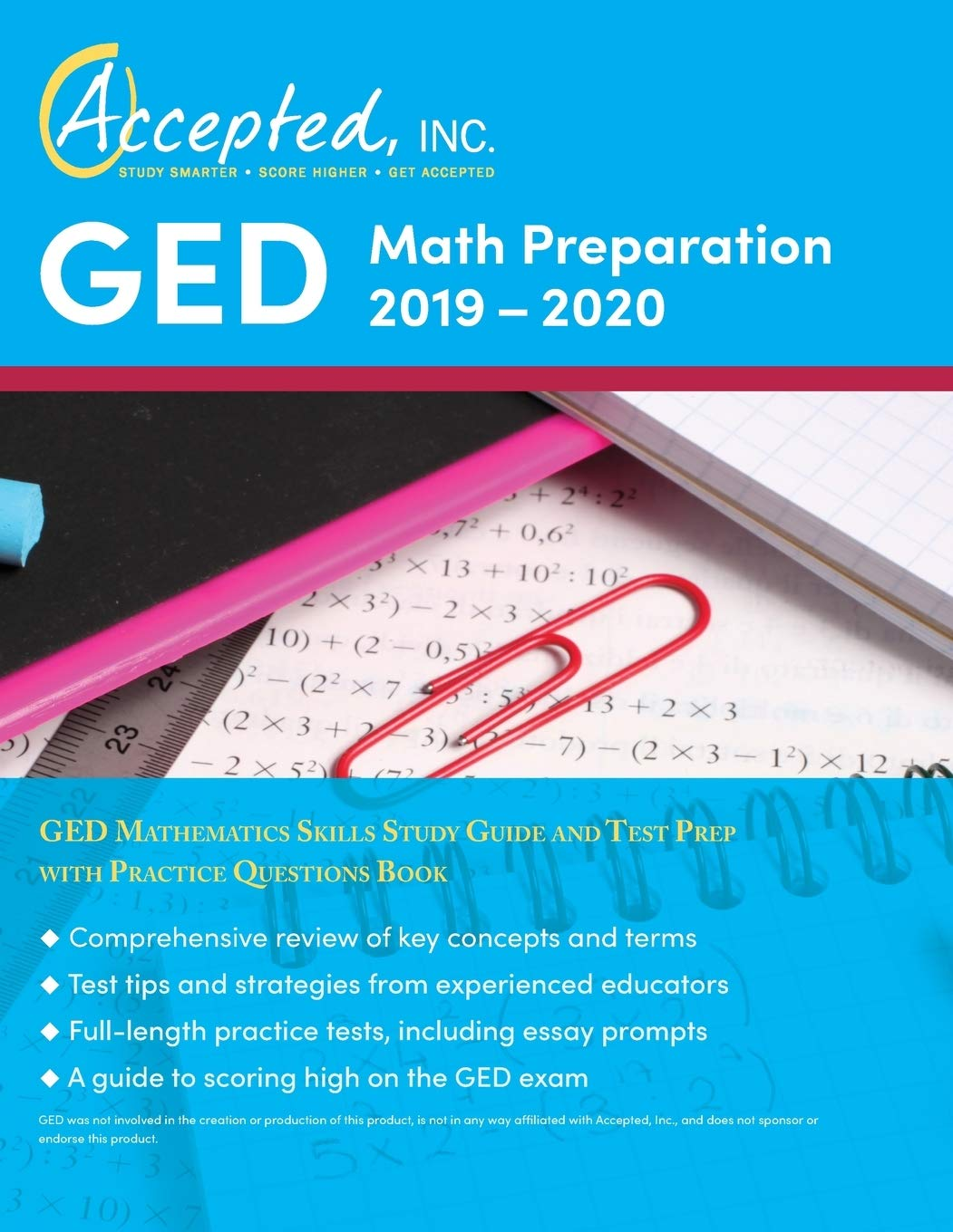 Ged Study Guide Pdf 2019
