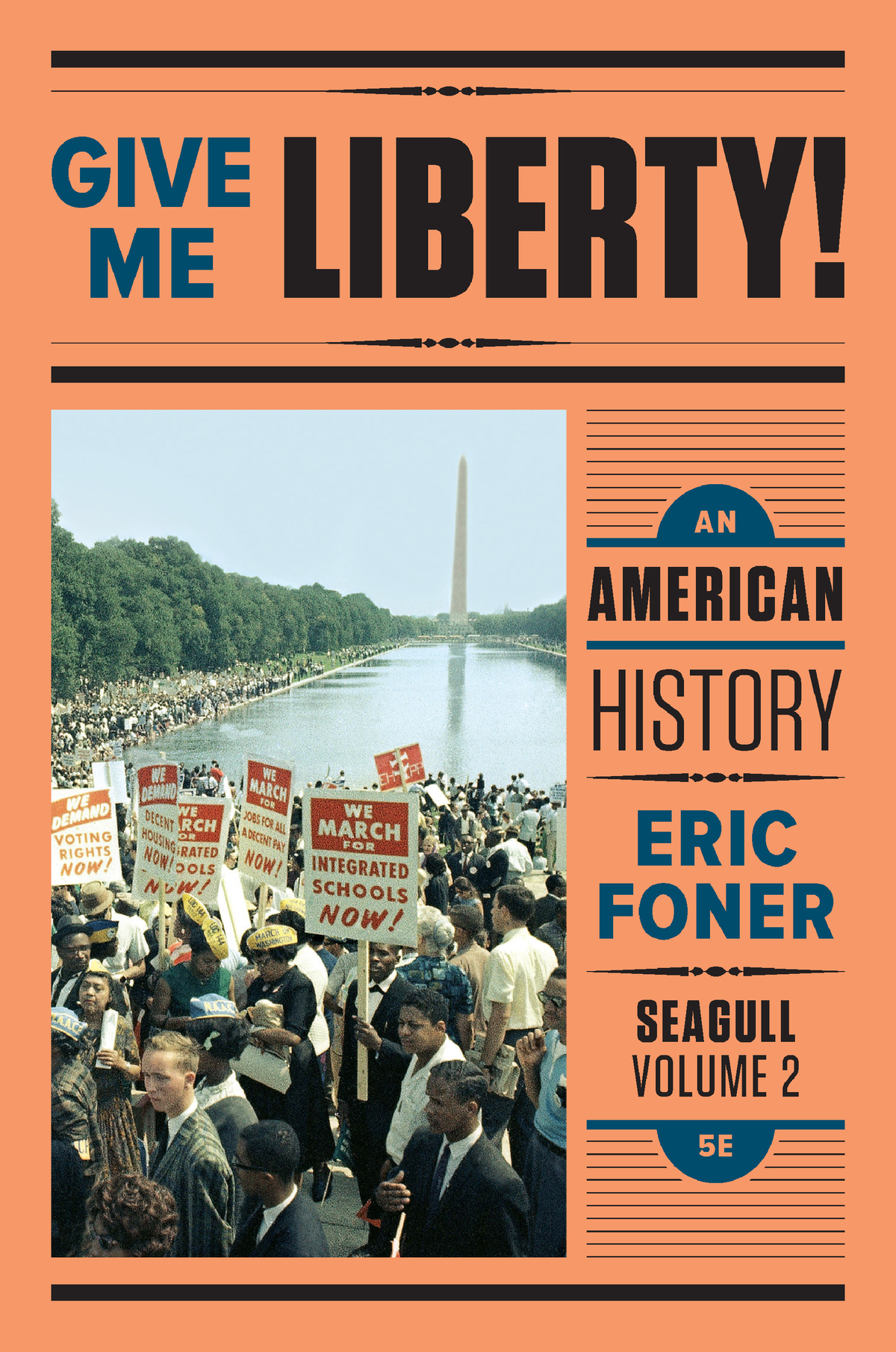 Give Me Liberty 5th Edition Pdf Free