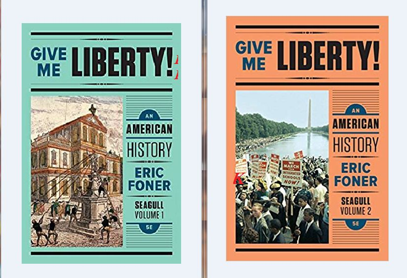 Give Me Liberty 5th Edition Pdf