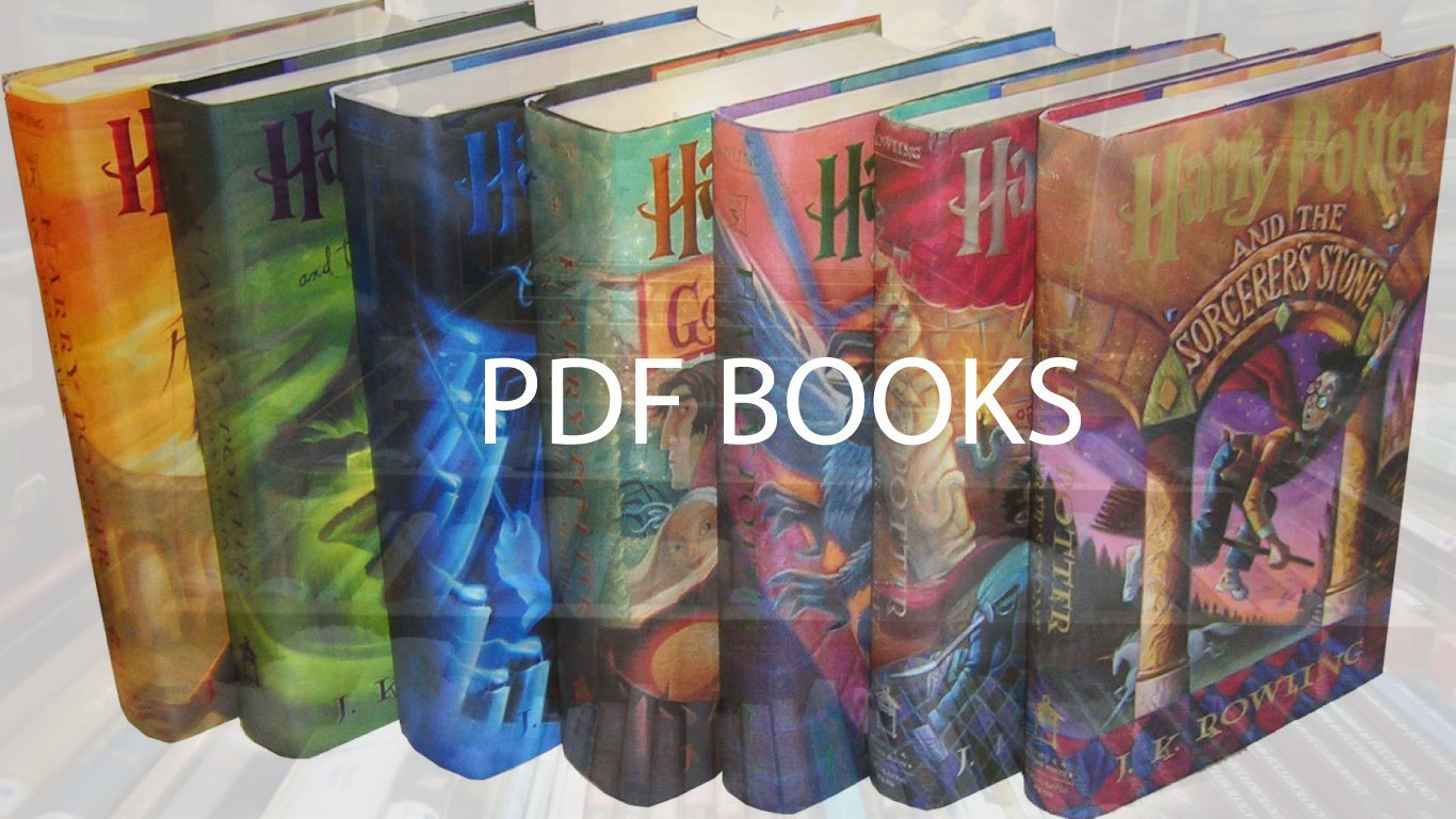 Harry Potter Books Pdf Download