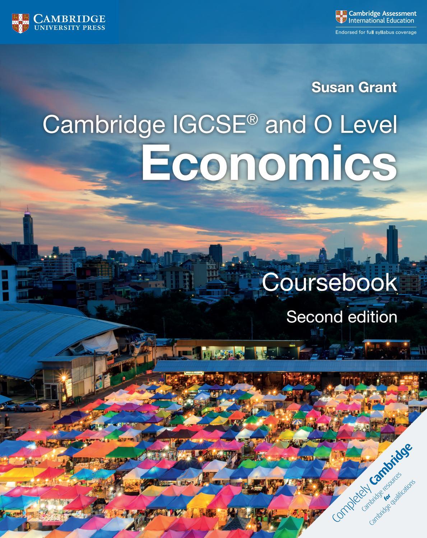 Igcse Economics Textbook Pdf