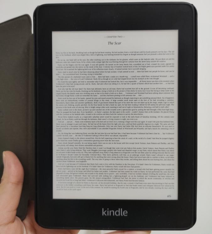 Kindle Paperwhite Pdf Font Size