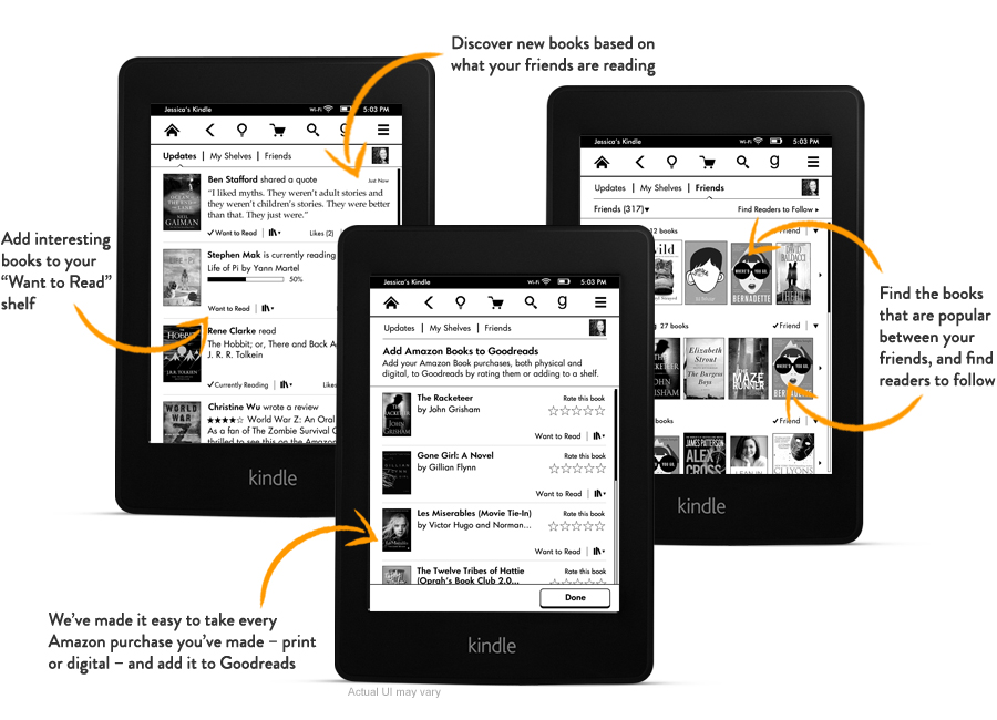 Kindle Paperwhite Pdf Reading