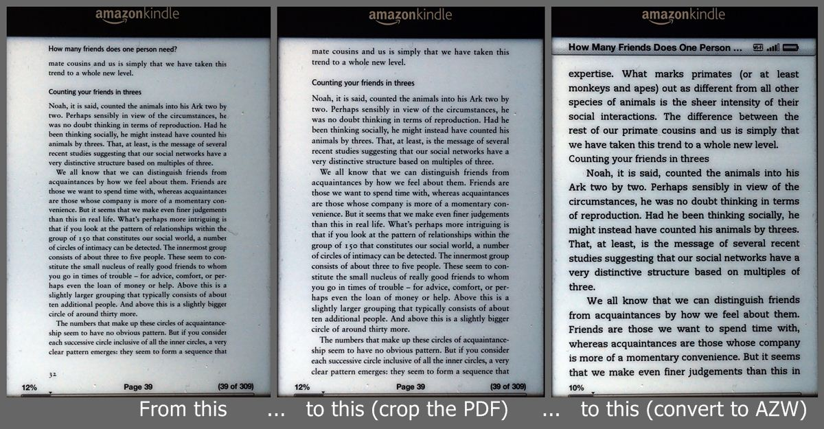 Kindle Paperwhite Pdf Upload