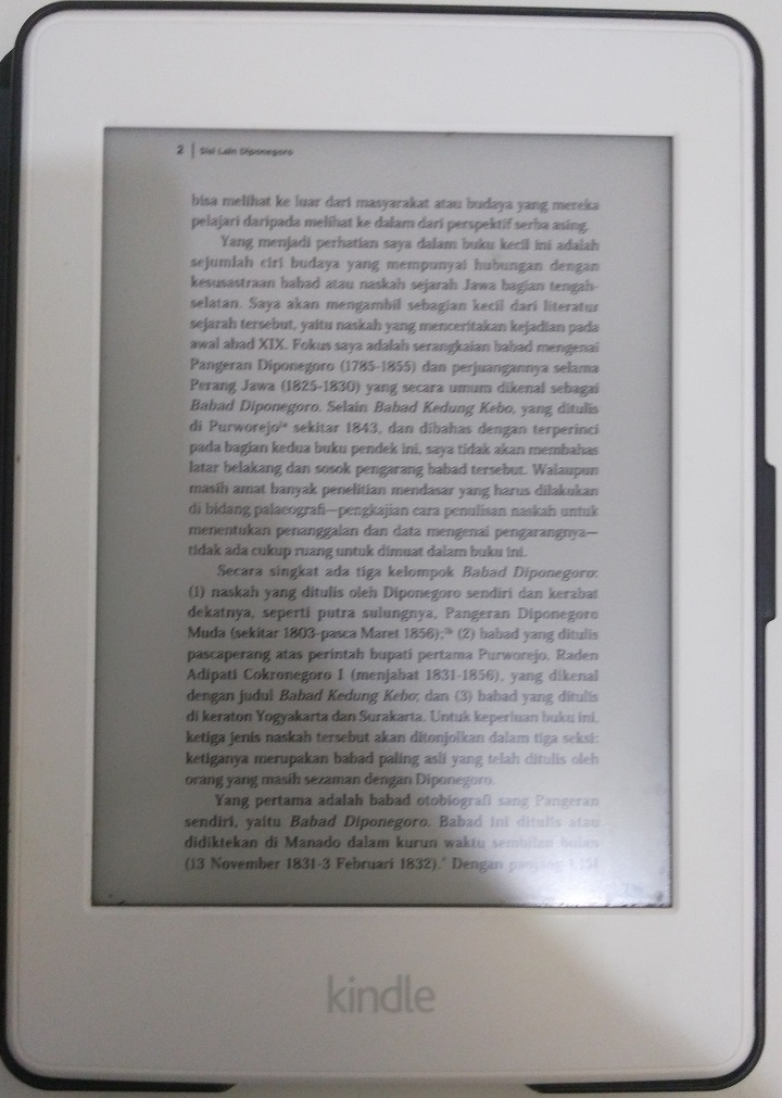 Kindle Paperwhite Pdf