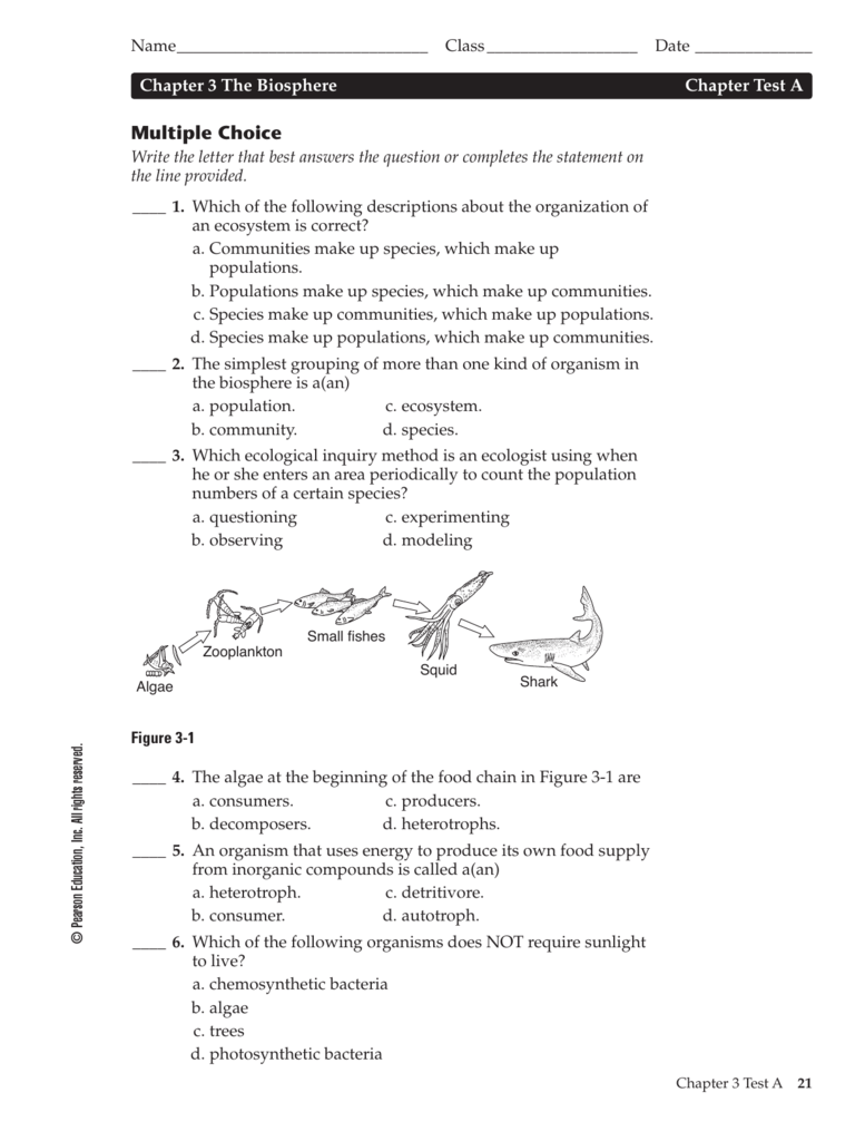Miller And Levine Biology Pdf Chapter 3