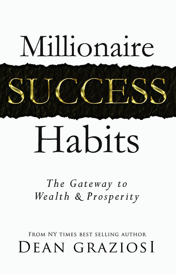Millionaire Success Habits Pdf Drive