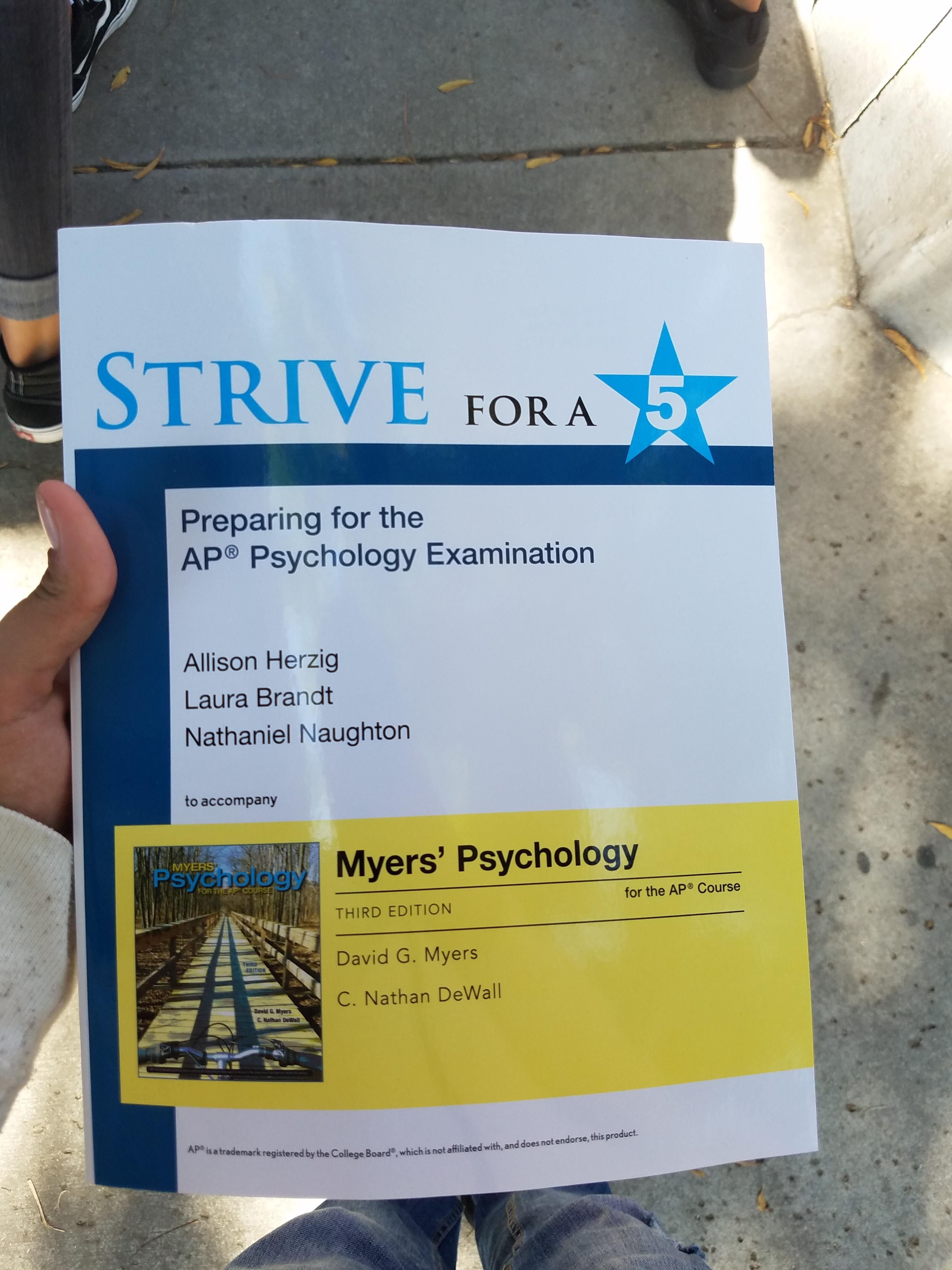 Myers Psychology For Ap 2nd Edition Pdf