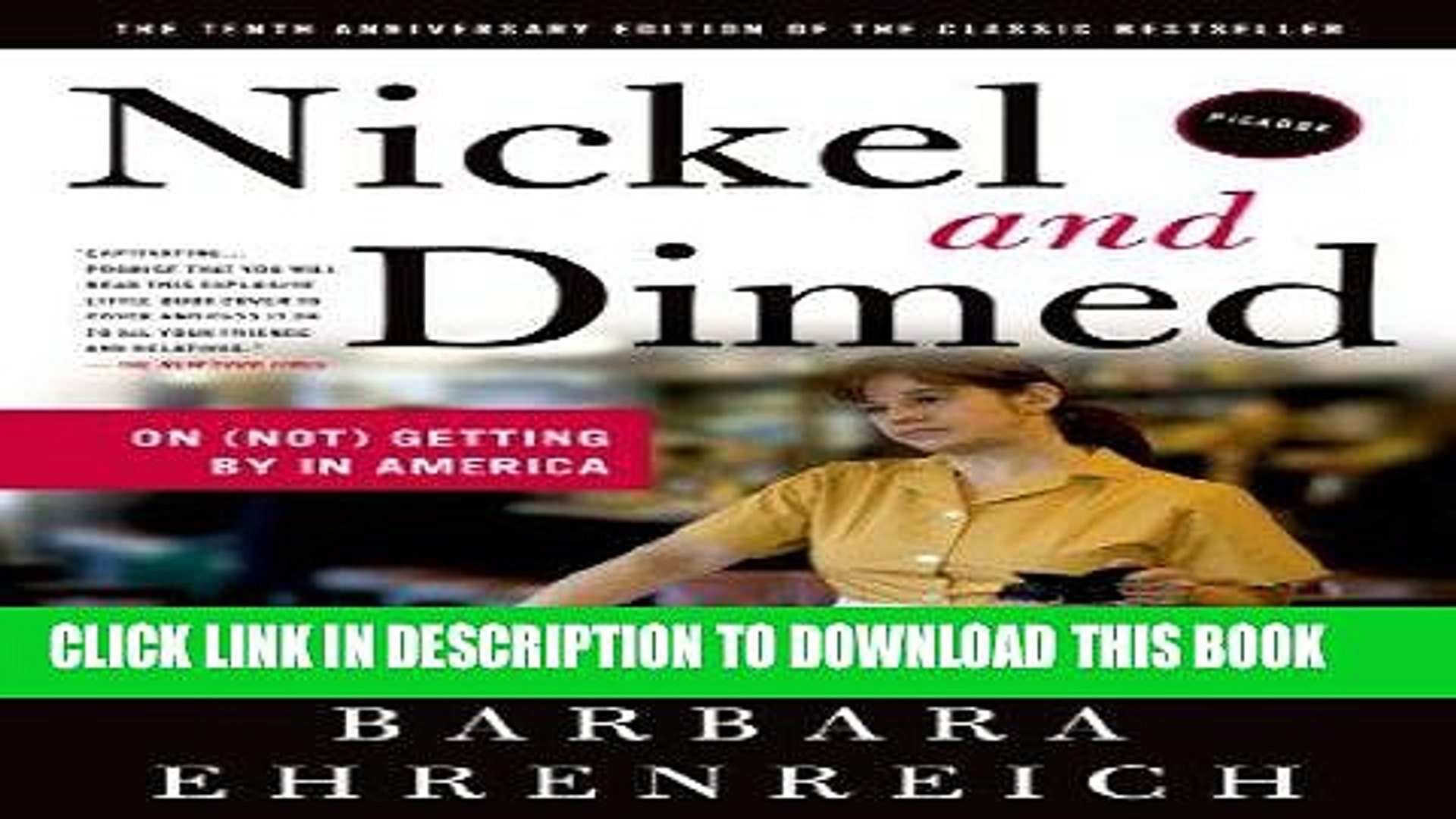 Nickel And Dimed Pdf Free