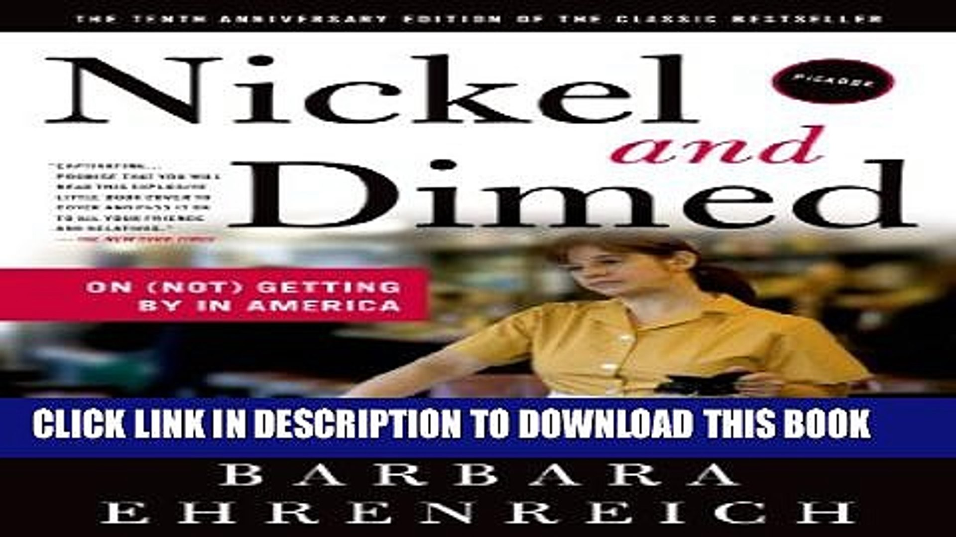 Nickel And Dimed Pdf Online
