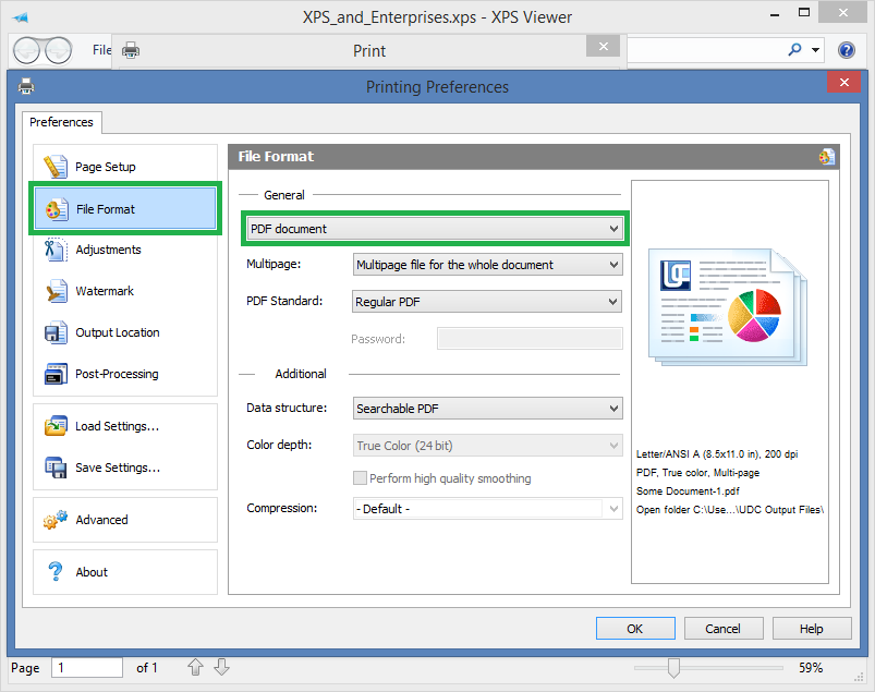 Oxps To Pdf Converter Offline