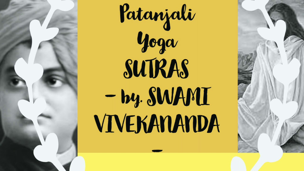 Patanjali Yoga Sutras Pdf In English
