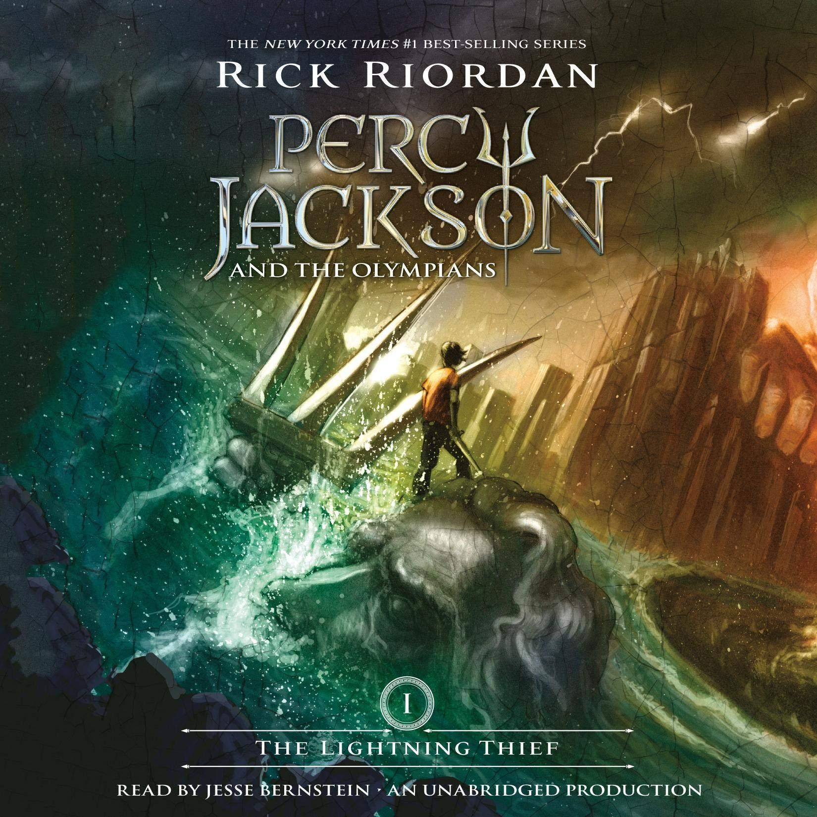 Percy Jackson And The Lightning Thief Pdf Online