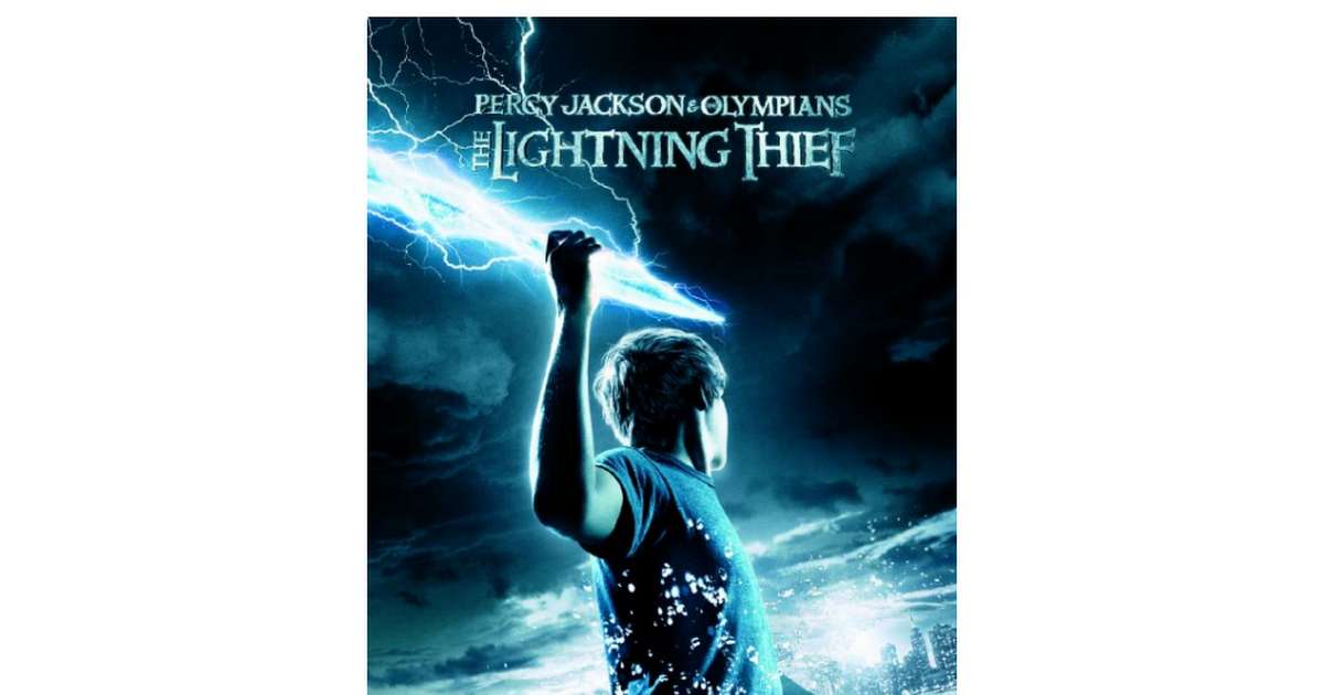 Percy Jackson The Lightning Thief Pdf Google Drive