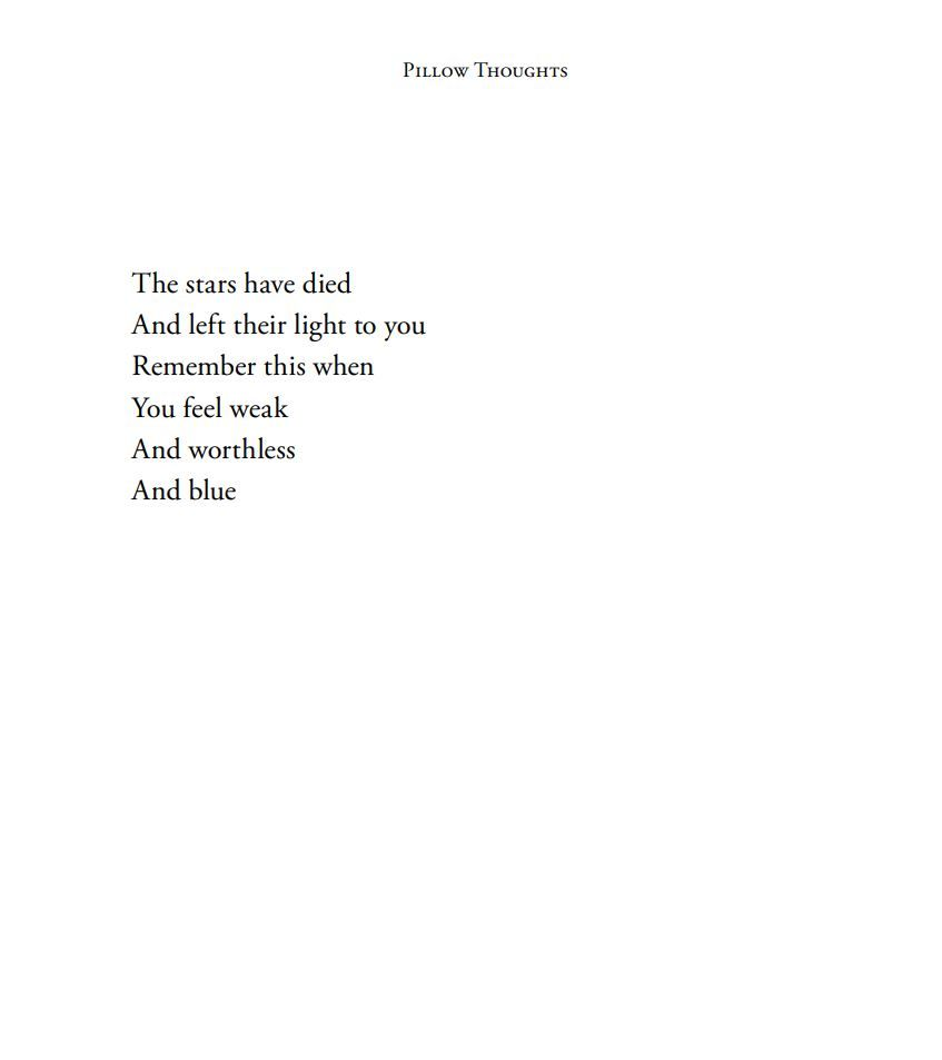 Pillow Thoughts Quotes Pdf