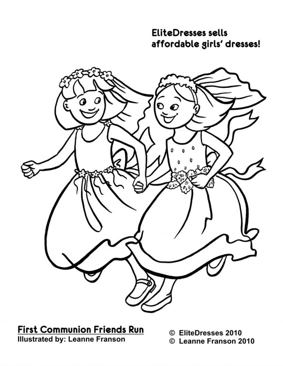 Popular Kids Coloring Pages Pdf