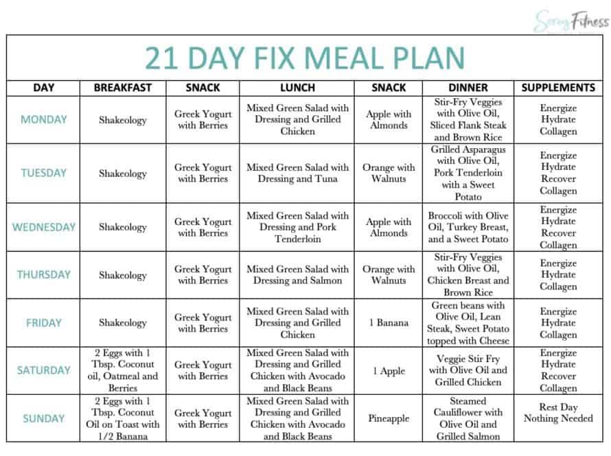 Printable 1200 Calorie Meal Plan Pdf