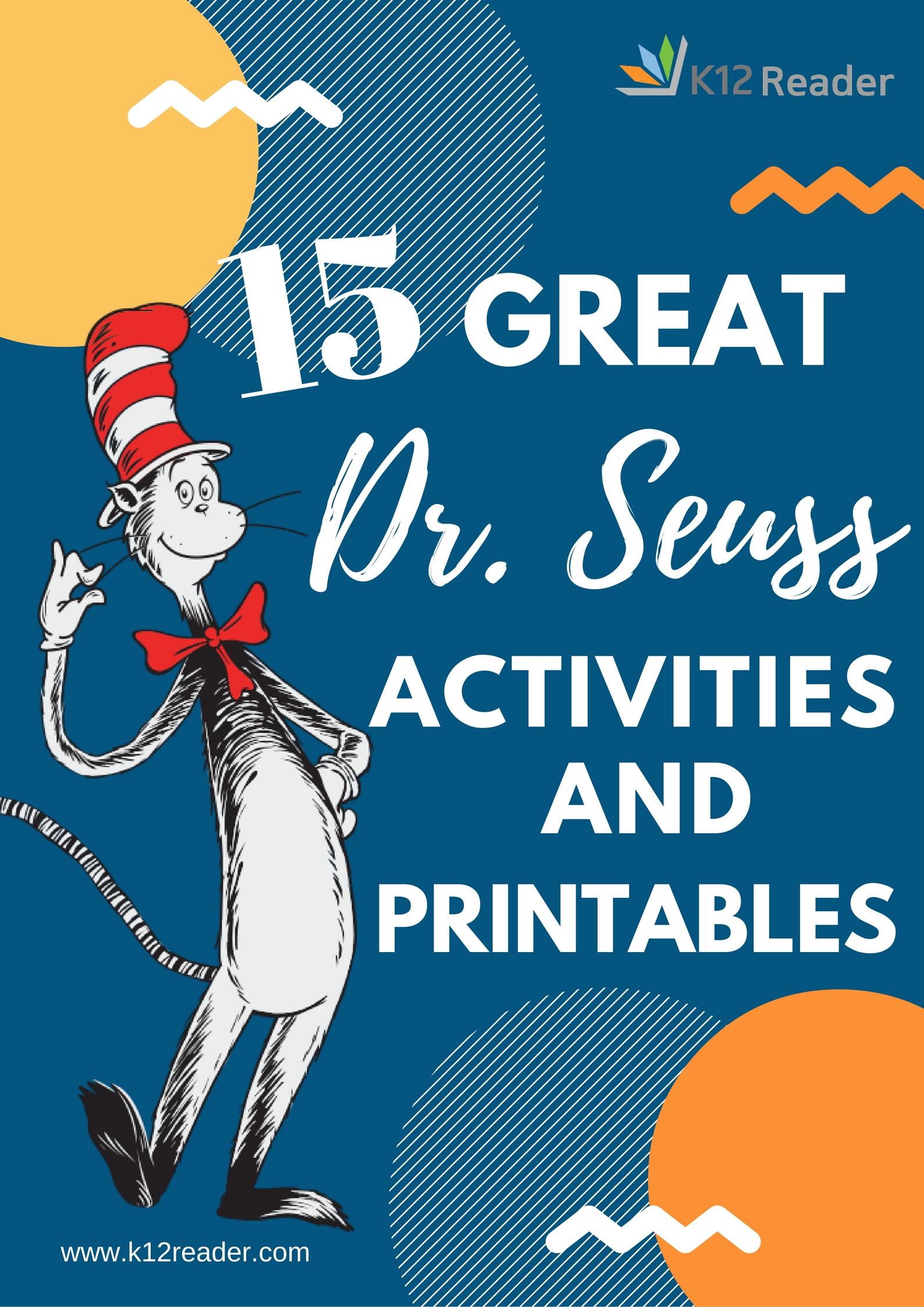 Printable Dr Seuss Books Pdf