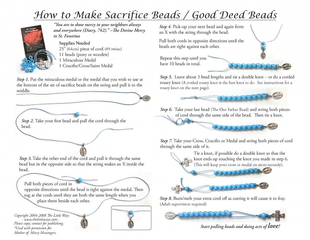 Rosary Divine Mercy Chaplet Pdf