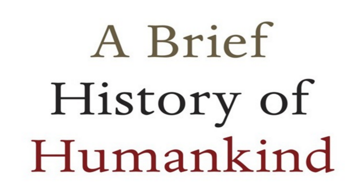 Sapiens A Brief History Of Humankind Pdf Google Drive