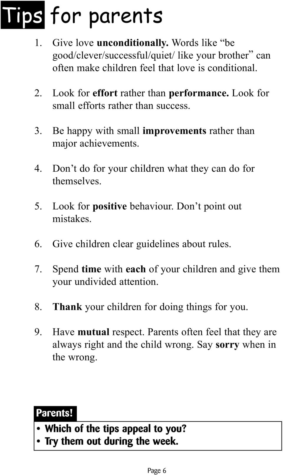Self Esteem Worksheets Pdf Free