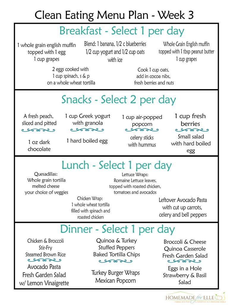 Simple 1200 Calorie Meal Plan Pdf