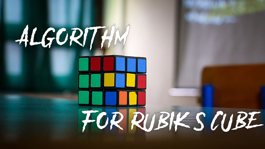 Solve Rubiks Cube Pdf