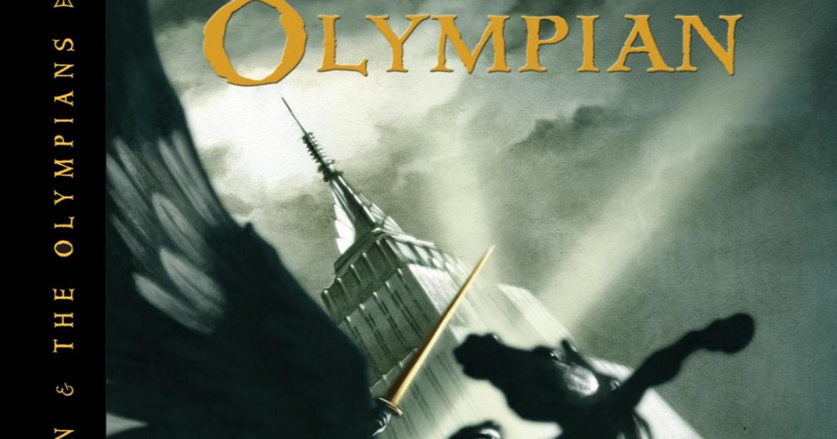 The Last Olympian Pdf Free
