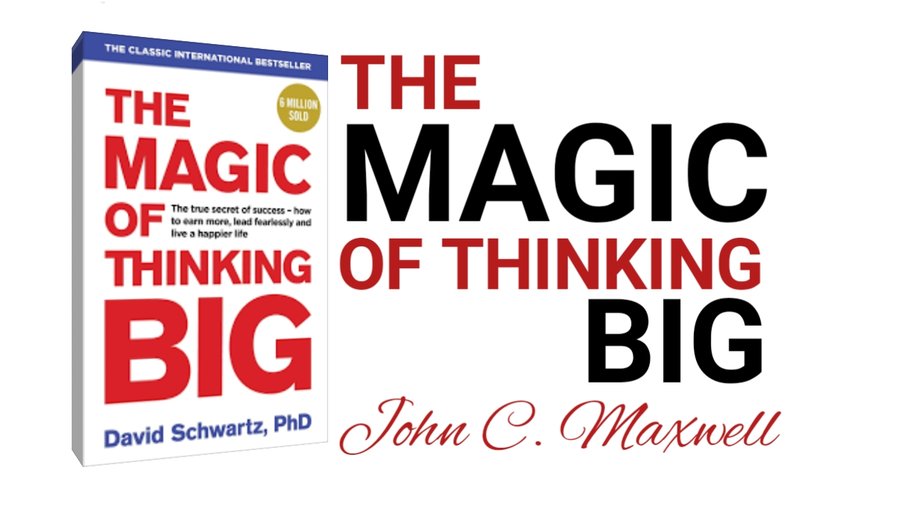 The Magic Of Thinking Big Book Pdf
